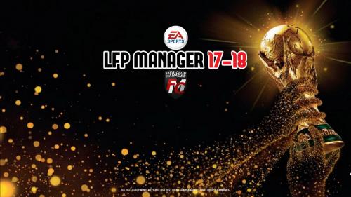 LFP FIFA MAnager 18 - Logo